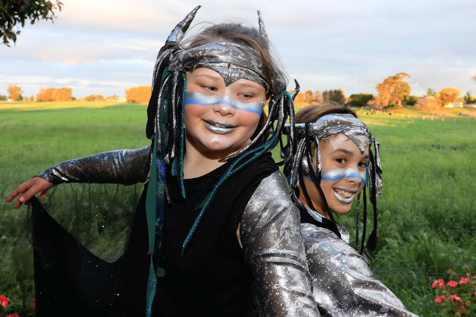 Birth of Light Wildlings at Colac Otway Arts Trail North Launch Image Credit - Rebecca Hosking
